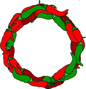 Wreath clipart chili pepper 20clipart Pepper Clipart pepper%20clipart Free