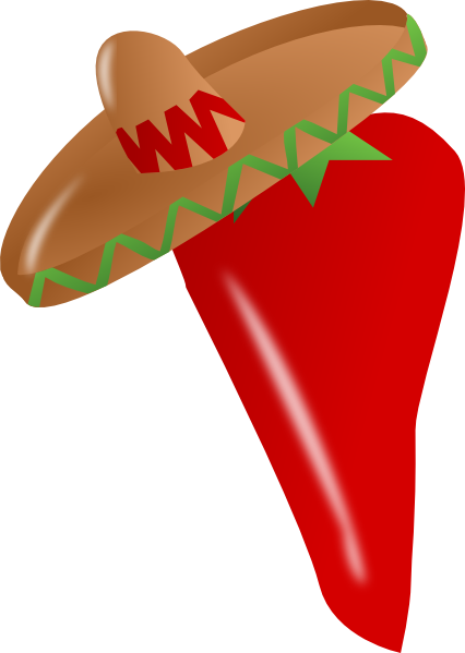 Chile clipart transparent Red  image Chili Art