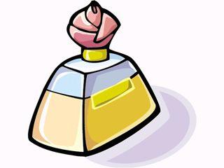 Perfume clipart #3