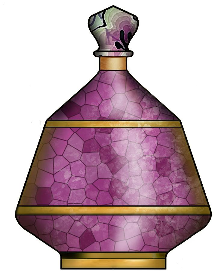 Perfume clipart #15