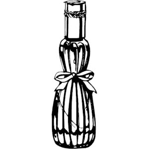 Perfume clipart cartoon Bottle on clipart images Perfume