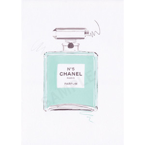 Perufme clipart chanel no 5 Illustrations No Parfum Polyvore Chanel