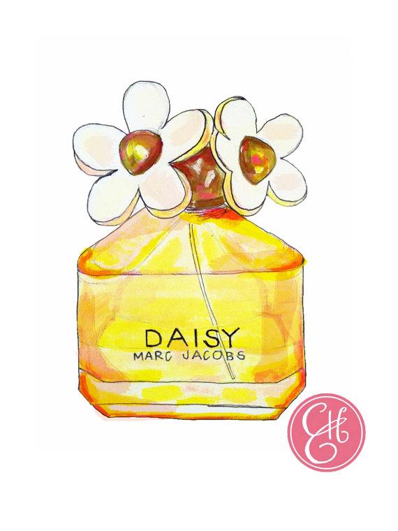 Perufme clipart daisy Perfume Jacobs Daisy Marc