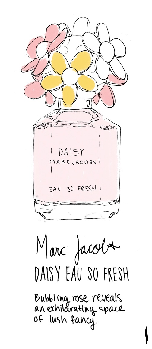 Perufme clipart daisy Jacobs about Marc #Sephora Jacobs