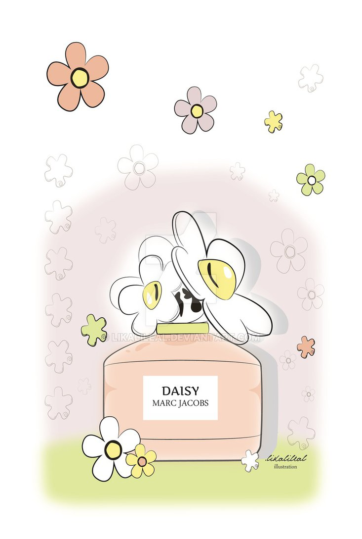 Perufme clipart daisy Jacobs Marc Marc Daisy by