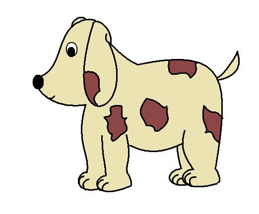 Perro clipart free download cartoon Free clip art com vector