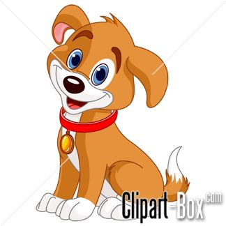 Pet clipart baby dog CLIPART CARTOON y en mejores