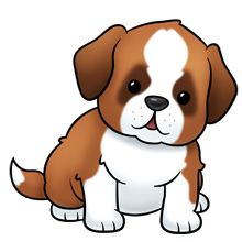 St. Bernard clipart And more clipart Pin about