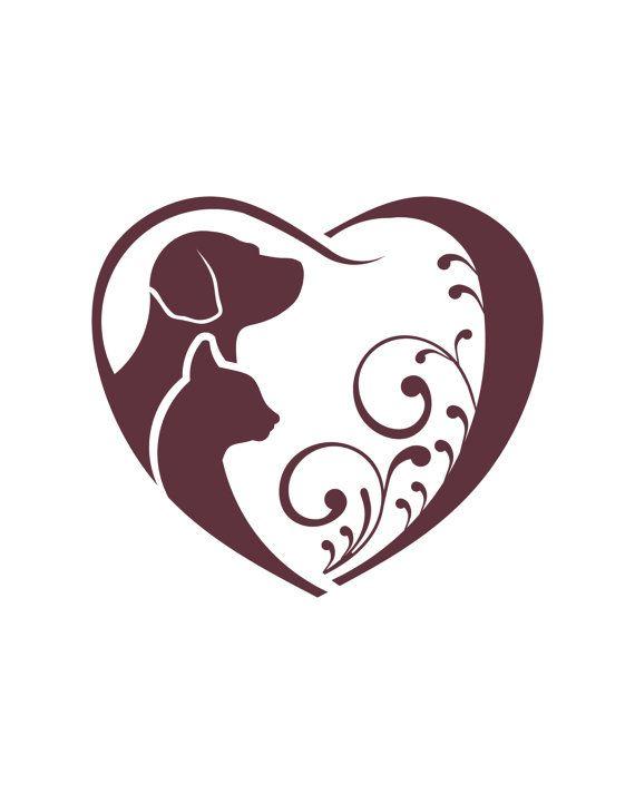 Perro clipart veterinary assistant Logo Logo siluetas Logo Logo