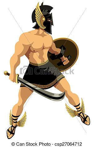 Perseus clipart On from and Perseus Vector
