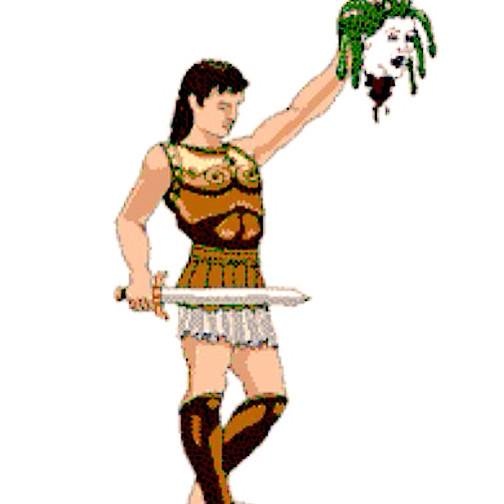 Woman Warrior clipart perseus 0 great retweets the 0