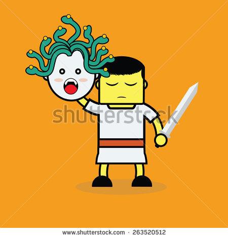 Perseus clipart greek person Perseus Perseus Download drawings clipart