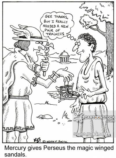 Perseus clipart greek person From Comics Perseus and 6