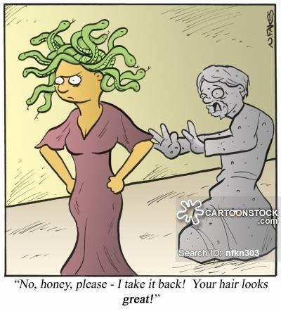 Perseus clipart medusa  medusa nfkn303_low Perseus hairstyles