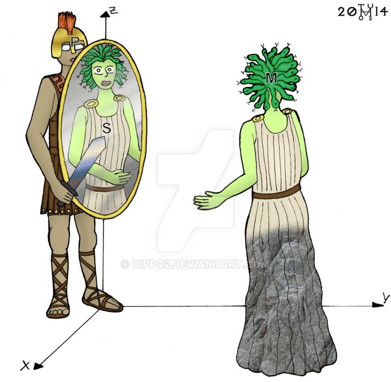 Perseus clipart medusa Vs Mathematical Mathematical Medusa by
