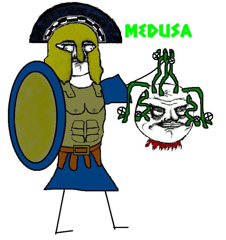 Perseus clipart medusa Medusa Zone Cliparts Greek Perseus