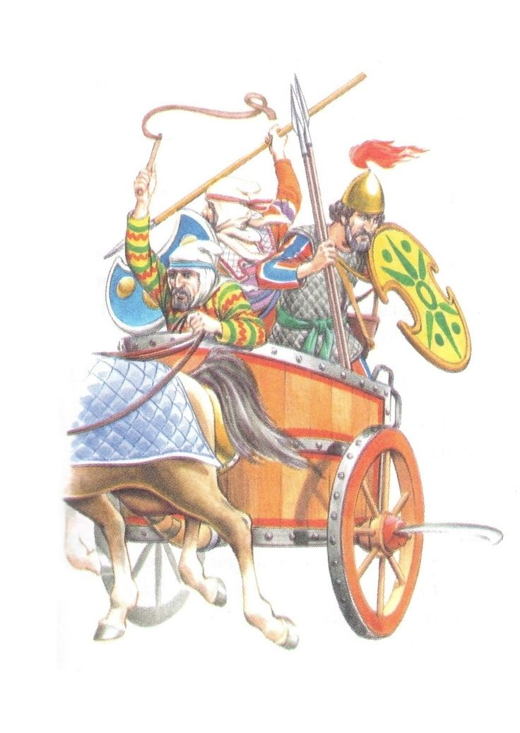 Persian clipart chariot Greco A Pinterest best mod