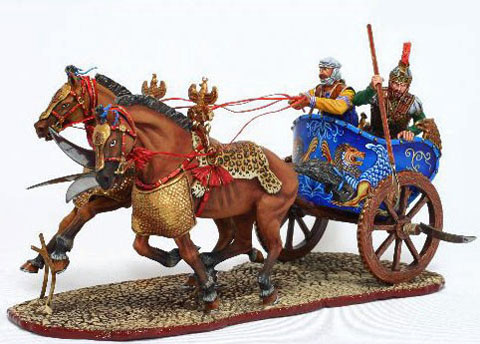 Persian clipart chariot One Models  Chariot the