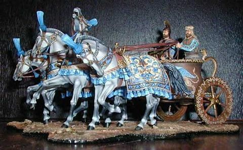 Persian clipart chariot Uniforms Military  Military Persian