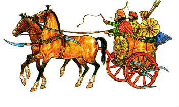 Persian clipart chariot The Urmia with of the