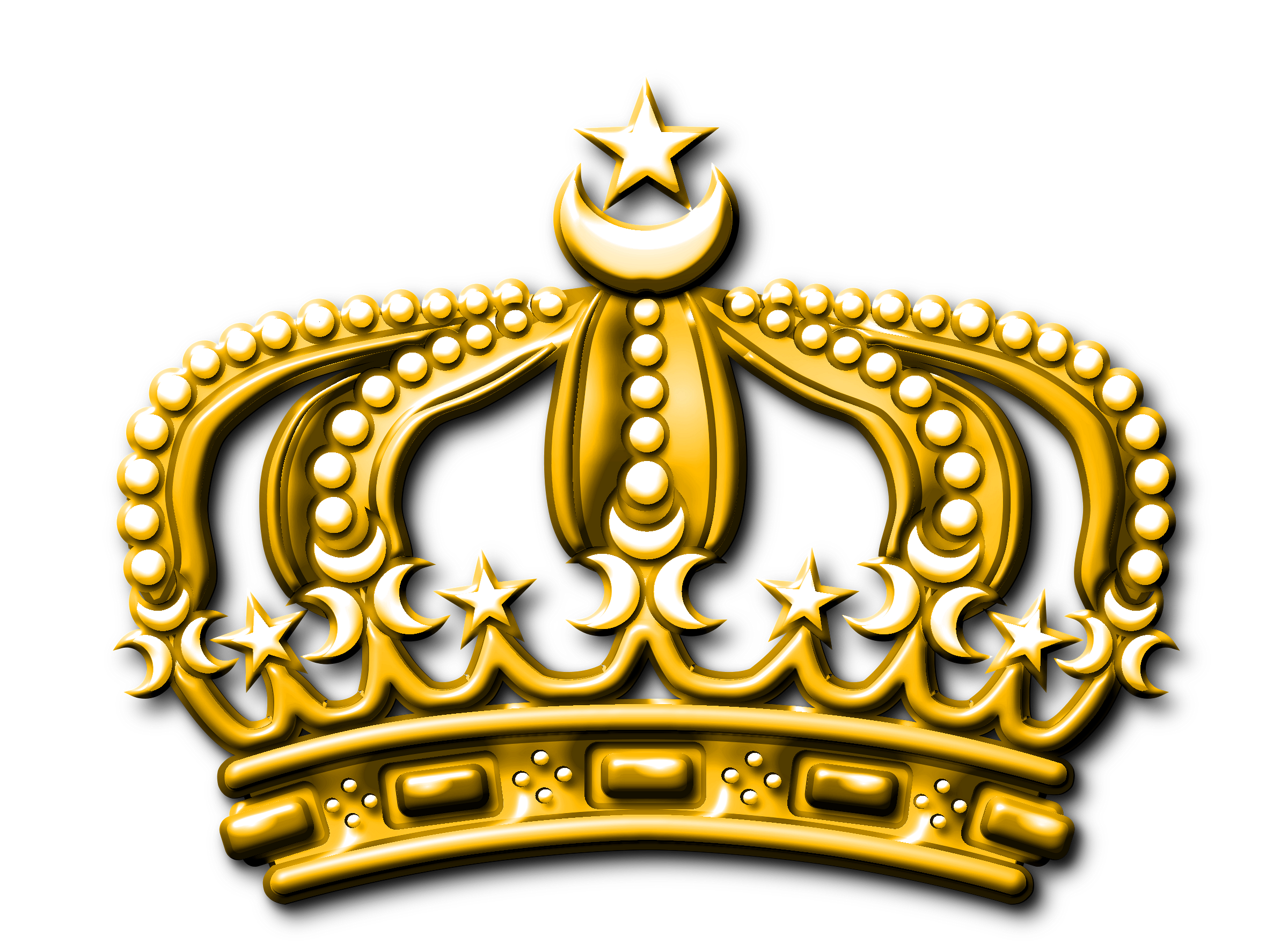 Crown clipart gold king Gold Crown BBCpersian7 Clipart clip