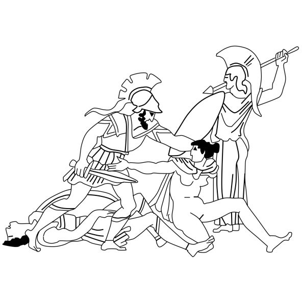 Persian clipart greek war Greco peak the Wars Yet