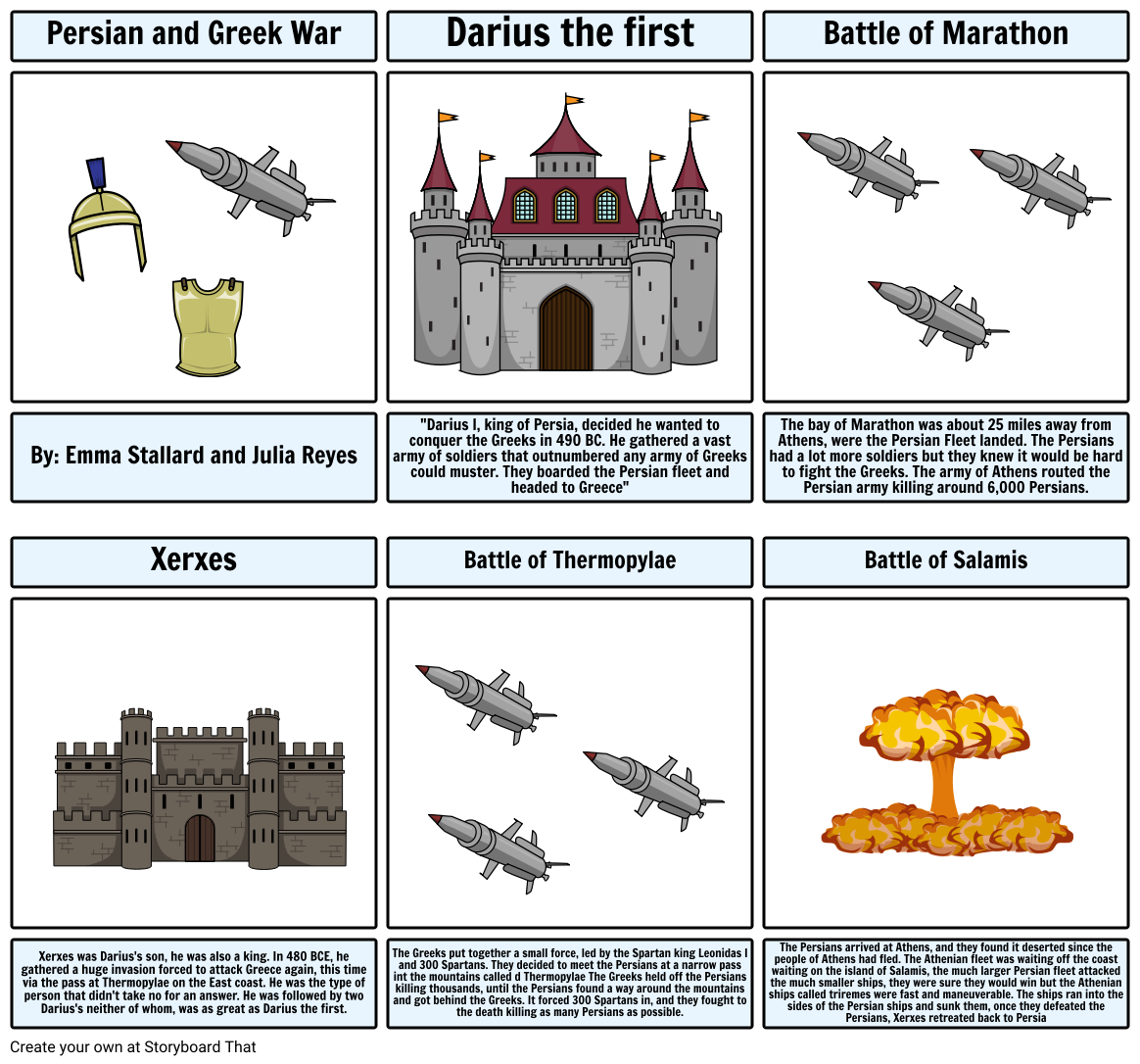 Persian clipart greek war Persian greek  war Storyboard