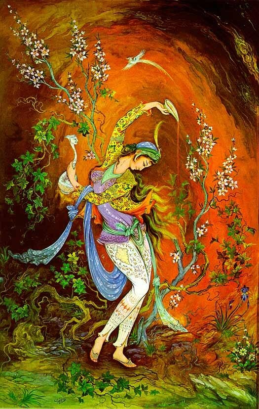 Persian clipart peri Peri about Goddess com best