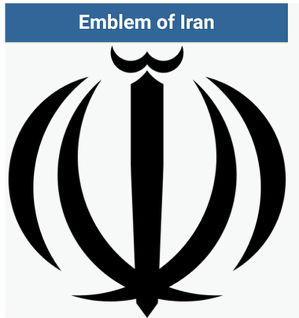 Persian clipart punjab Resemble stylized Khanda Why four