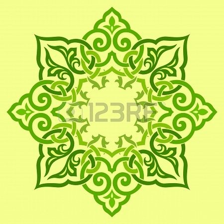 Persian clipart traditional Islamic and Arabic traditional Photo