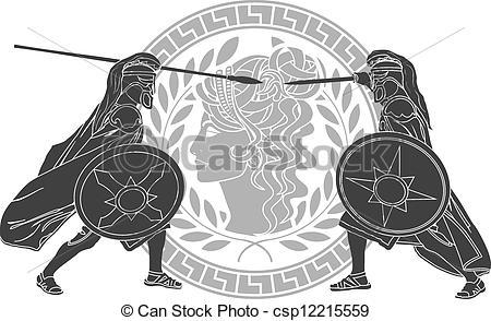 Persian clipart trojan war War Trojan cliparts Trojan Clipart