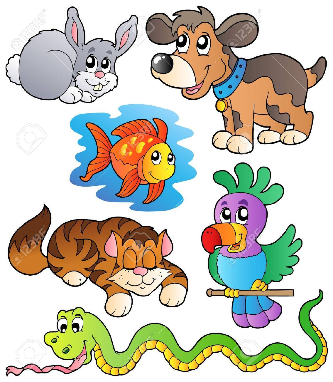 Pet clipart together Clipart Panda Pet Clipart pet%20clipart