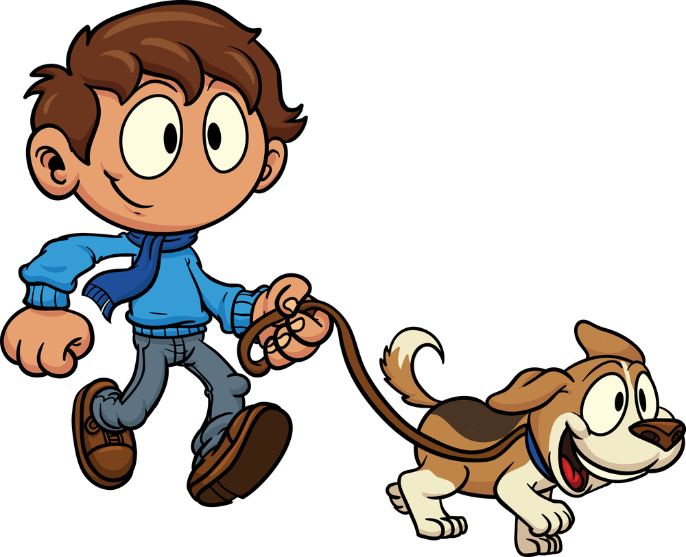 Pet clipart together Clipart walking Collection dog Clipart
