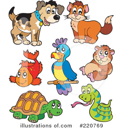 Pet clipart family – your a Circle should