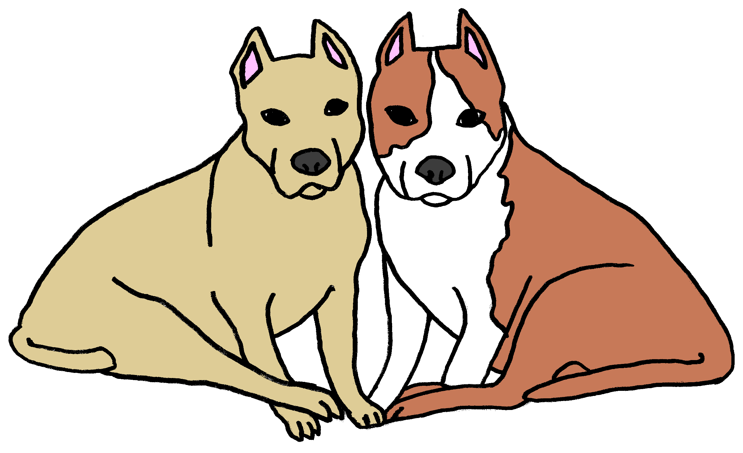 Pet clipart two dog Diabolical Do Pet Plots Cartooning!