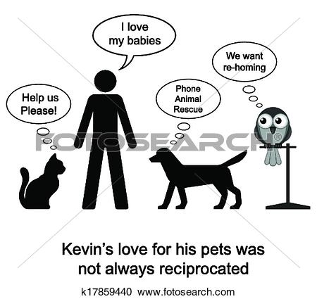 Pet clipart we love Clipart of k17859440 love clipart