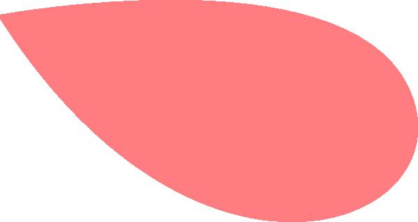 Petal clipart Sakura clipart Salmon 22 Flower