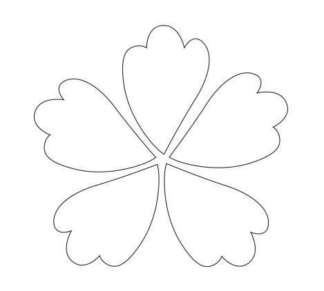 Petal clipart Collection Petal clipart flowerse petals