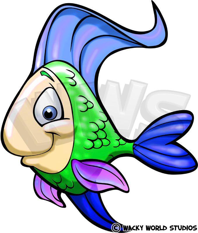 Angelfish clipart sea creature 00 Male $4 A 266