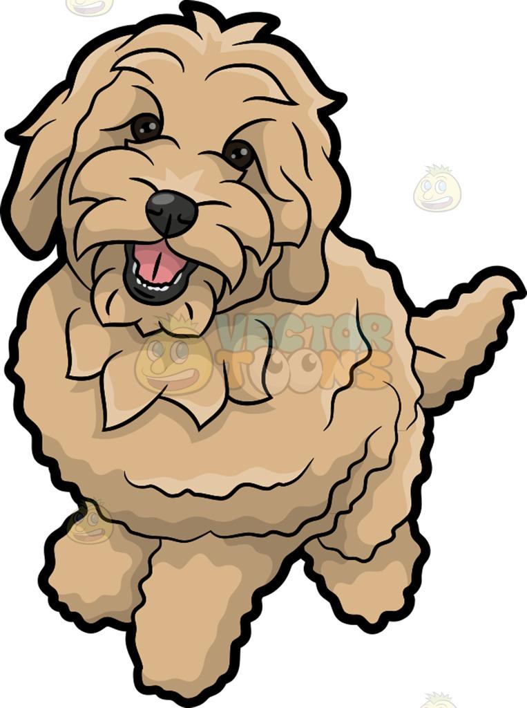Pet clipart animal fur Charming A Cartoon Cartoon Dog