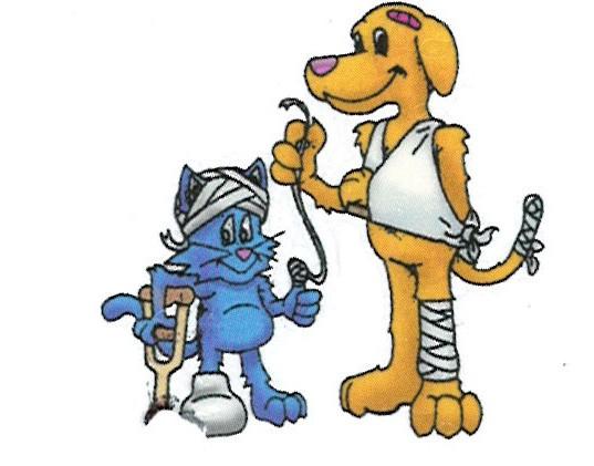 Pet clipart animal hospital Clinic Services  Animal Larue