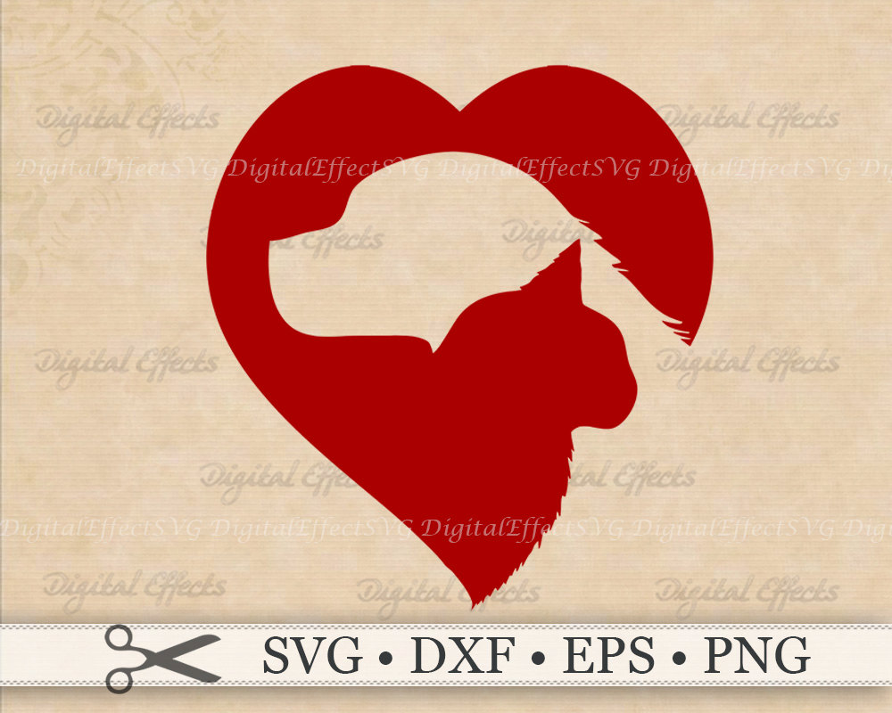 Pets clipart animal rescue Svg Png Svg Etsy CAT