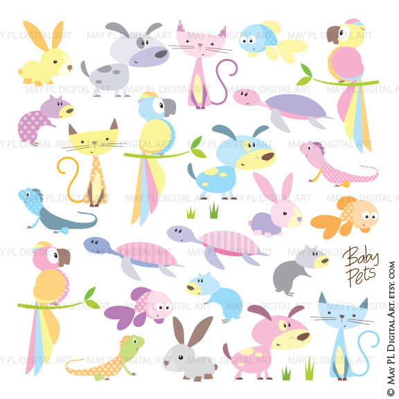 Goldfish clipart baby fish Hamster Fish Lizard  Clipart