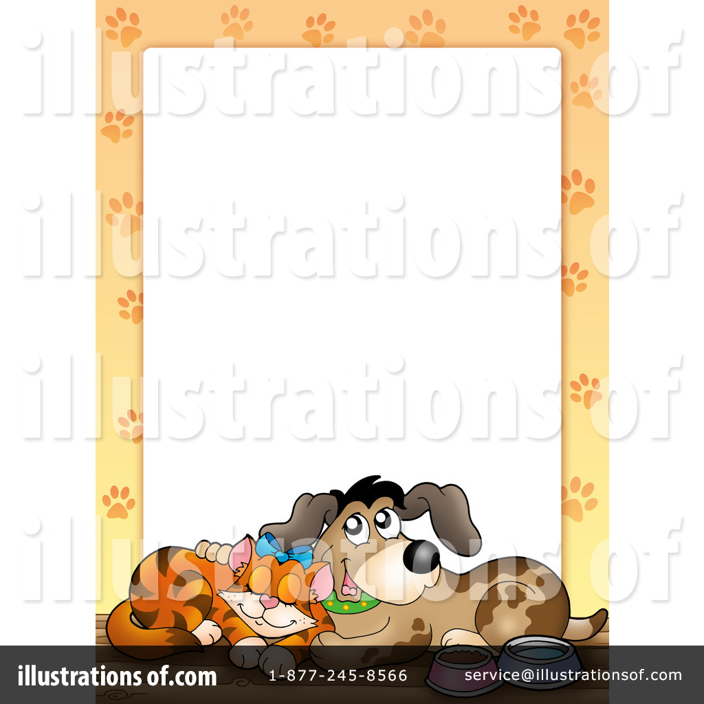Pets clipart boarder By visekart Illustration #221252 Clipart