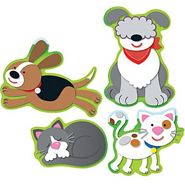 Cat clipart carson dellosa Dellosa & Stickers Cats Dogs