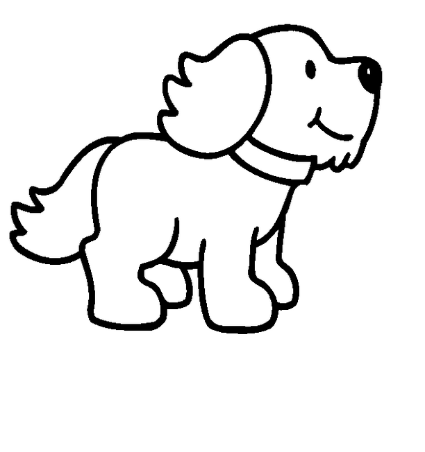 Color clipart dog Pictures dog pages book Download