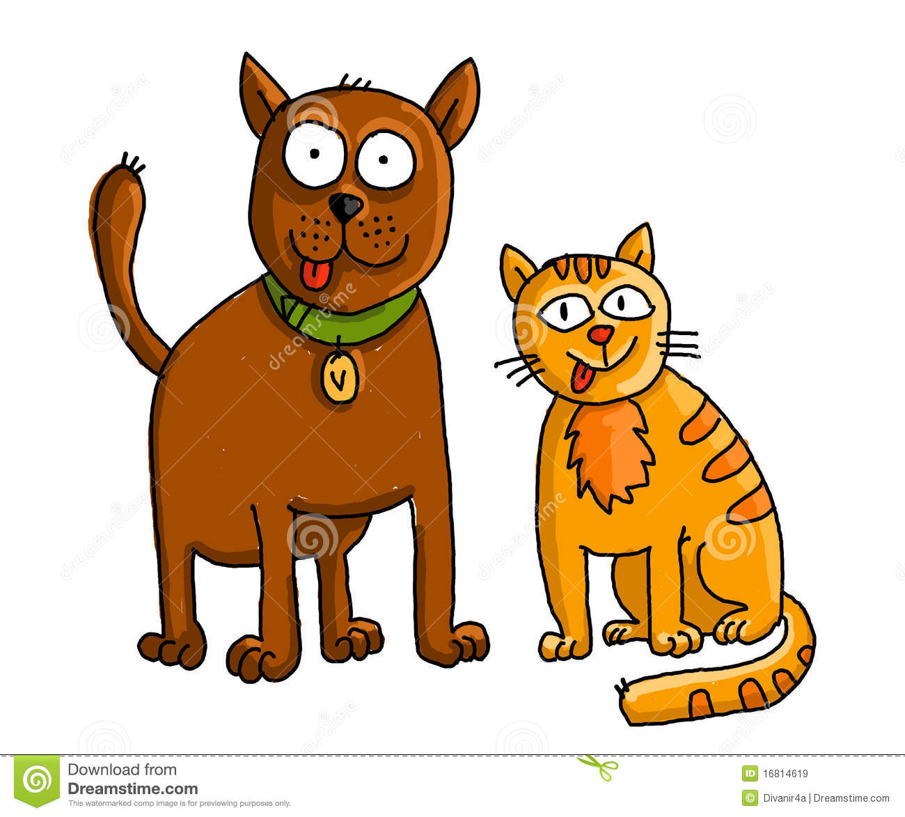 Pet clipart funny dog And Dog clipart collection Cats