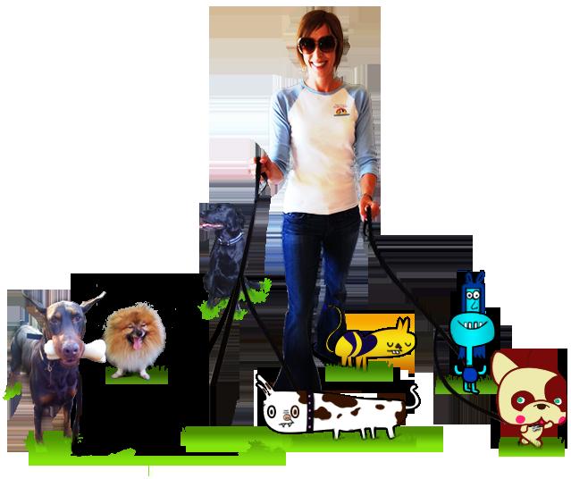 Pets clipart dog walking Pet Pet Dog & Sitting