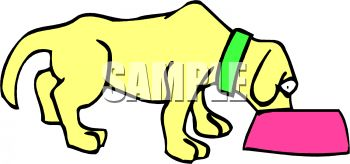Pet clipart drinking water Clipart Drinking Download Clipart Dog