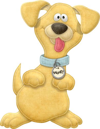 Pets clipart easy dog #7